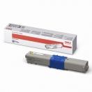 Toner OKI 44469722 yellow - žlutá laserová náplň do tiskárny