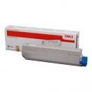 Toner OKI 44844507 cyan - azurová laserová náplň do tiskárny