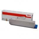 Toner OKI 44844615 cyan - azurová laserová náplň do tiskárny