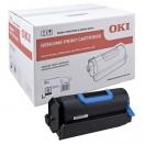 Toner OKI 45439002 - black, černá tonerová náplň do laserové tiskárny