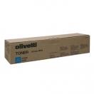 Toner Olivetti B0536/8938-524 cyan - azurová laserová náplň do tiskárny