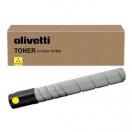 Toner Olivetti B0842 yellow - žlutá laserová náplň do tiskárny
