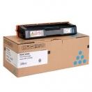 Toner Ricoh 406349 cyan - azurová laserová náplň do tiskárny