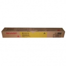 Toner Sharp MX-27GTYA yellow - žlutá laserová náplň do tiskárny