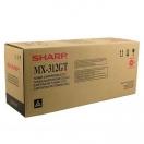 Toner Sharp MX-312GT black - černá laserová náplň do tiskárny