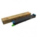 Toner Sharp MX-31GTCA cyan - azurová laserová náplň do tiskárny