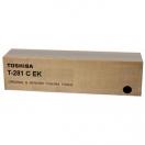 Toner Toshiba T281CEK black - černá laserová náplň do tiskárny