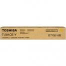 Toner Toshiba T281CEY yellow - žlutá laserová náplň do tiskárny