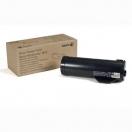Toner Xerox 106R02721 - black, černá tonerová náplň do laserové tiskárny